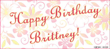 Happy Birthday Brittney Announcements The Daily Neopets Forum