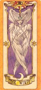 Les cartes sakura XD Windy